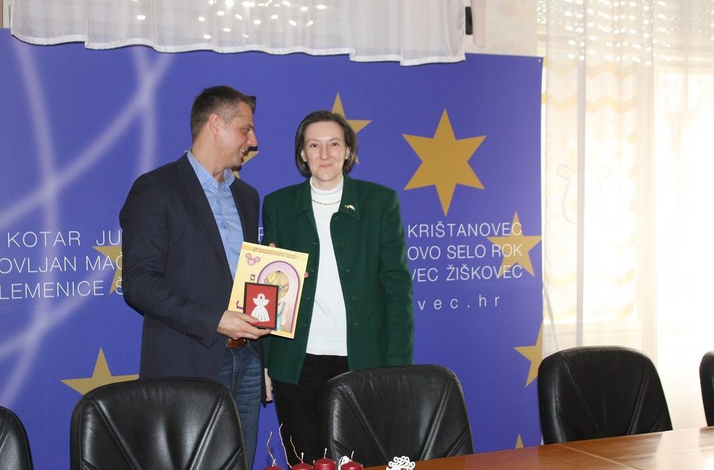 Gradonačelnik Kovač primio predstavnike udruga osoba s invaliditetom