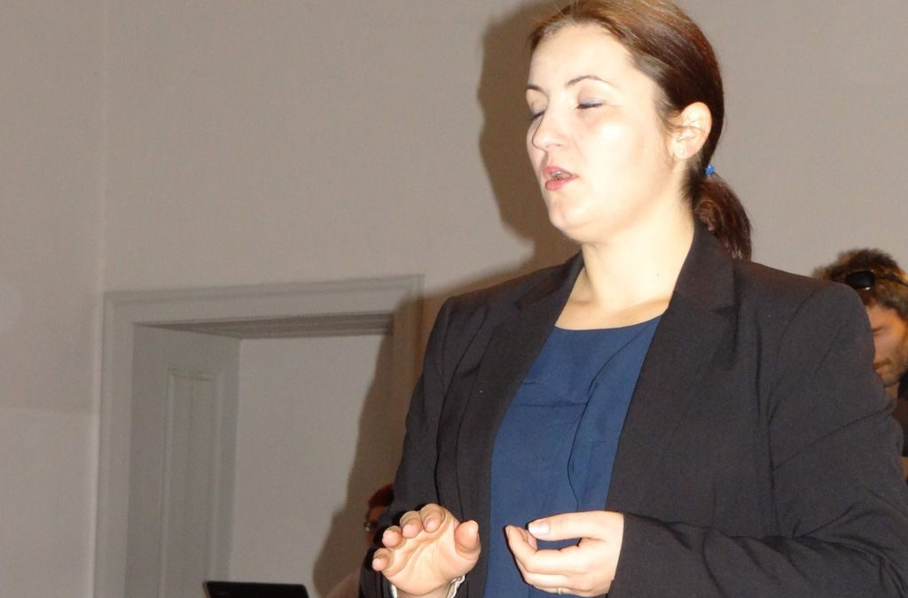 Žena iza kulisa: Komunikacijska posrednica Martina Vrbanec